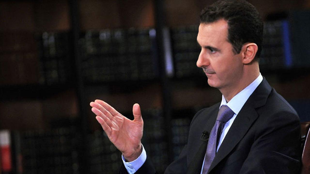 Syrian President Bashar al-Assad.(AFP Photo / SANA)