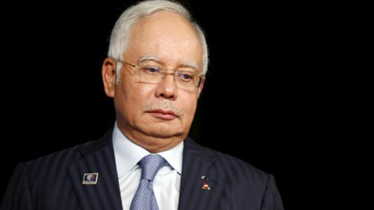 Malaysia's ruling coalition romped to victory in elections in the country's largest state Saturday, providing some relief for Prime Minister Najib Razak, who is under fire over allegations of massive graft.