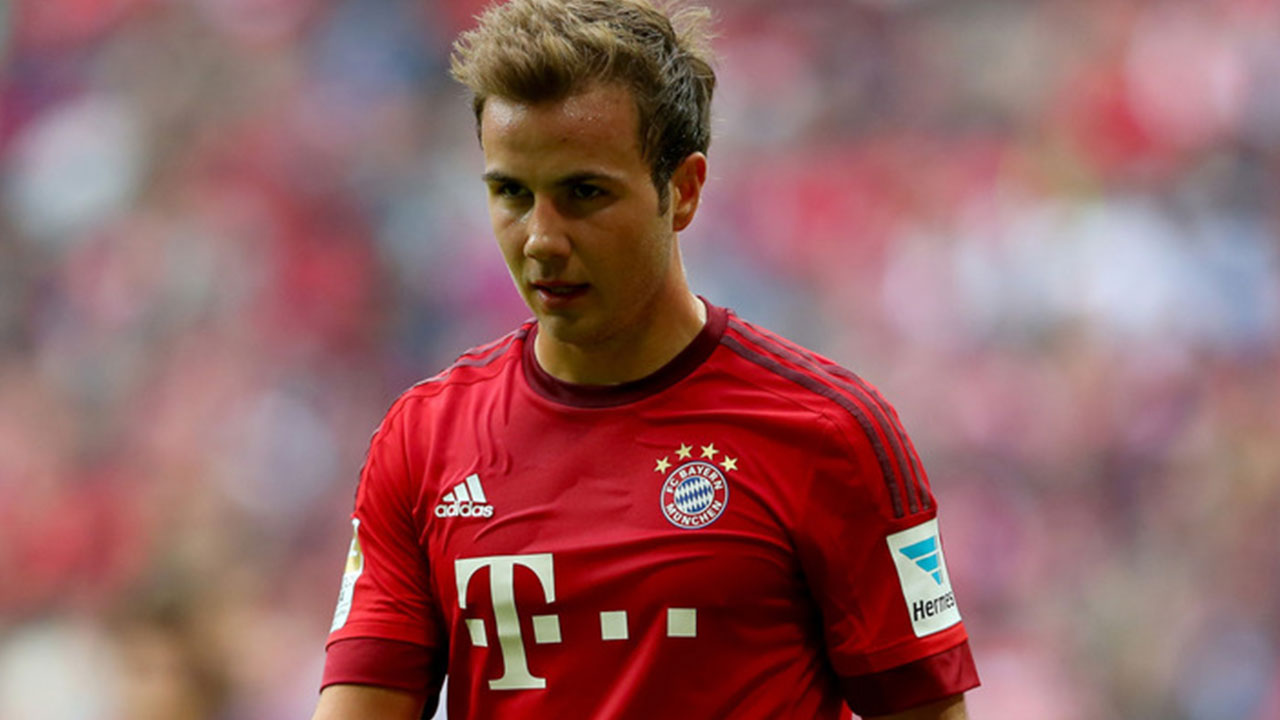 Mario Gotze has signalled his intention to remain at Bayern Munich ahead of Carlo Ancelotti's arrival.