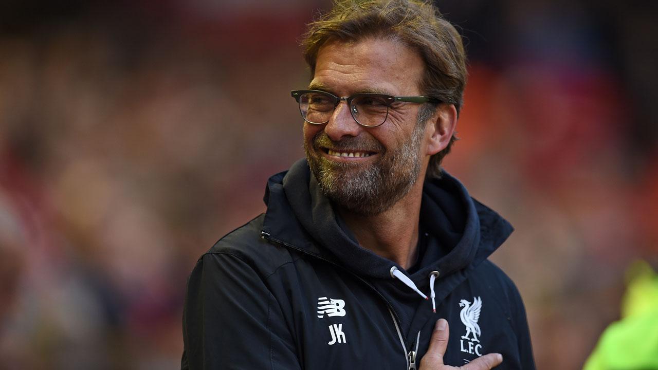 Liverpool's German manager Jurgen Klopp. / AFP PHOTO / Paul ELLIS.