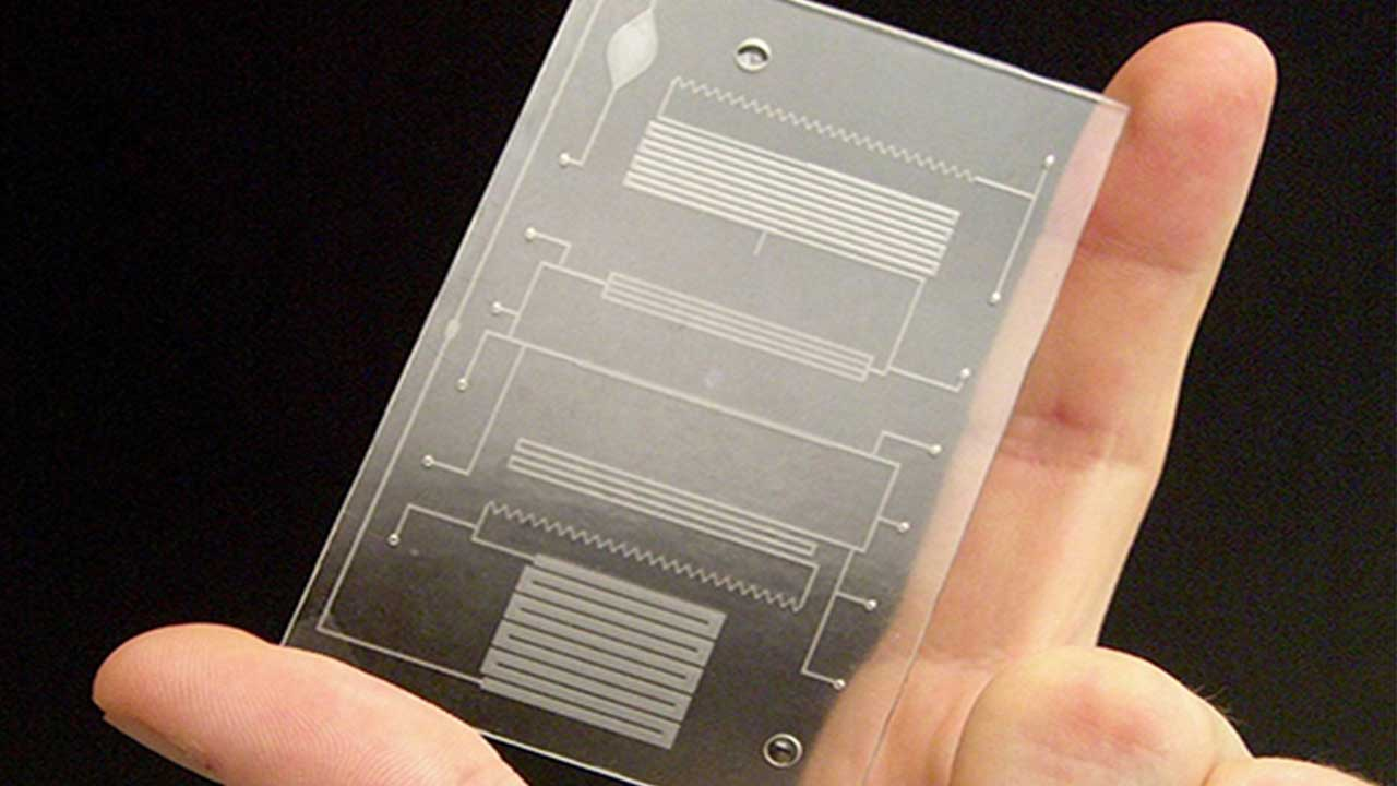 Lab-on-a-chip  PHOTO: google.com/search