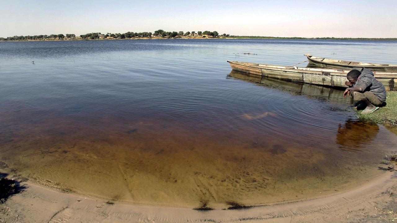 Lake Chad. PHOTO: venturesafrica.com