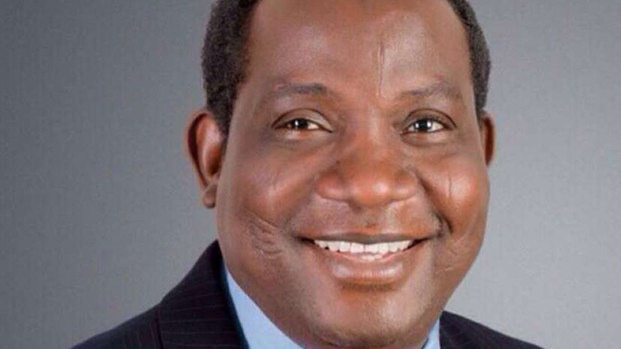 Gov. Simon Lalong of Plateau state.