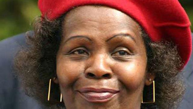 Lucy Muthoni Kibaki