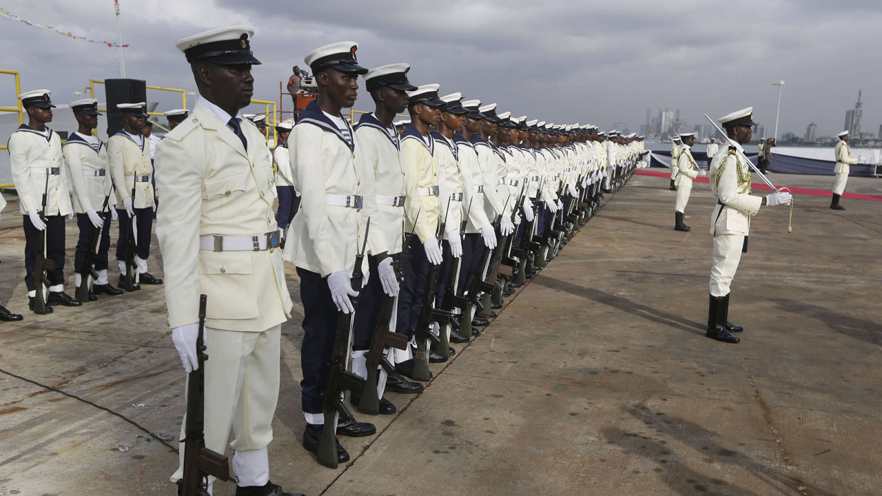 NEWS:Navy appoints Olugbode as new spokesman