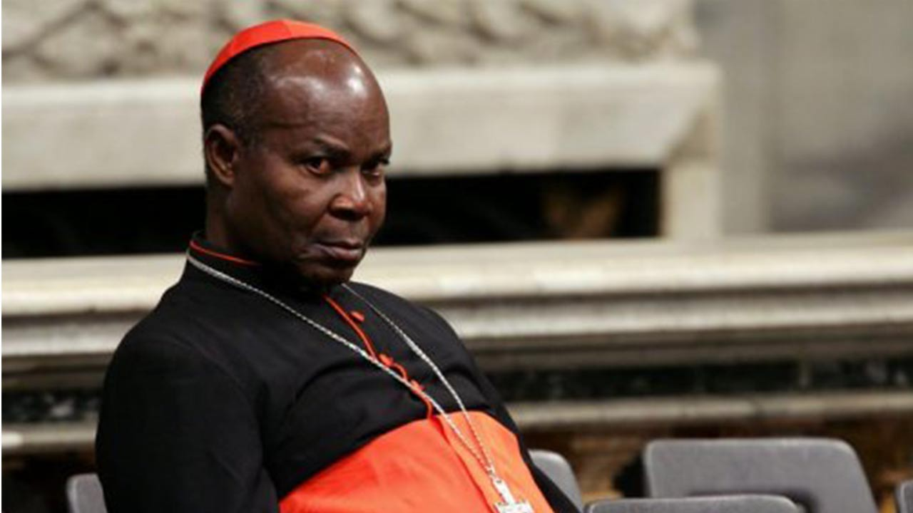 Anthony Cardinal Okogie