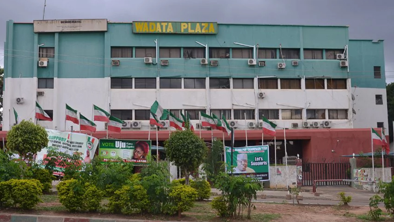 PDP National Secretariat, Abuja