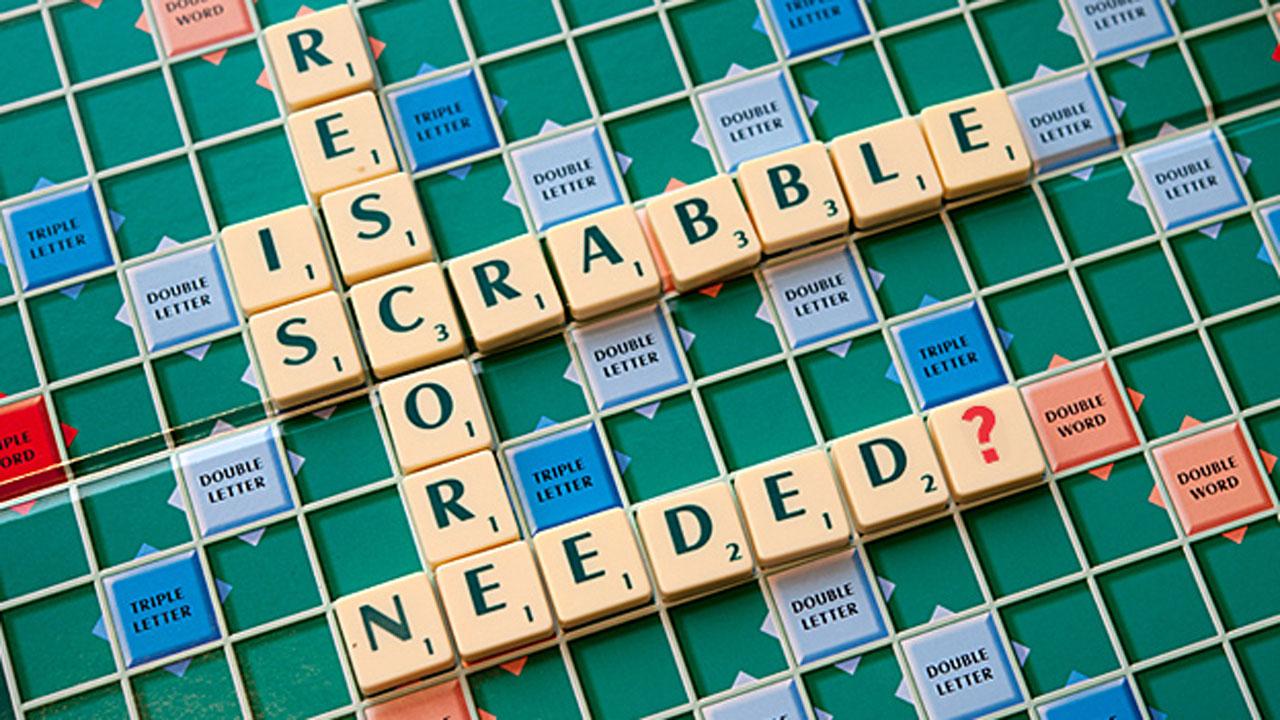 NSF Secondary School Spelling Bee, Scrabble championship begins