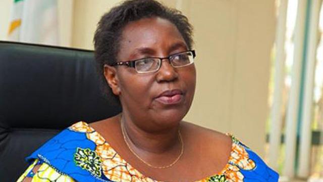 Seraphine Mukantabana