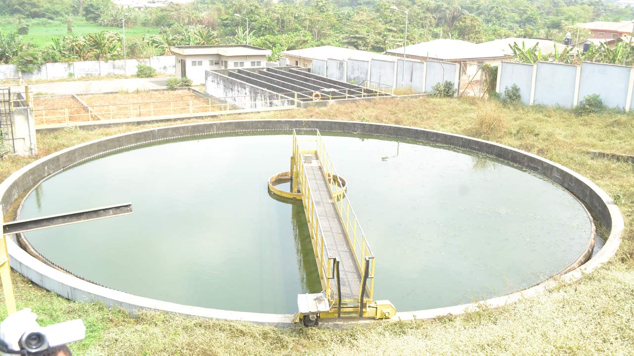 Lagos State Waste Water Management Treatment Plants at Abesan,Oke-Afa and Iponri PHOTO: www.lagoswaterreg.org.ng