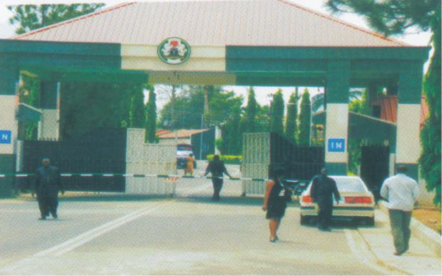 Abia Government House