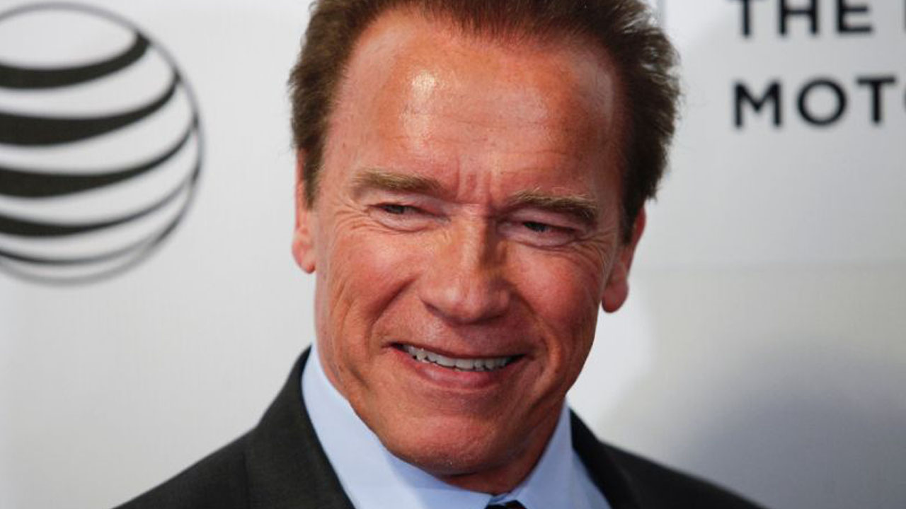 Arnold Schwarzenegger. AFP Photo/Kena Betancur