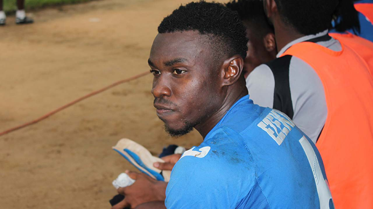 Enyimba striker, Ezekiel Bassey's deal with English Premiership club, West Ham United, may collapse following the Aba club's refusal to allow him to attend pre-agreed trials with the Hammers.
