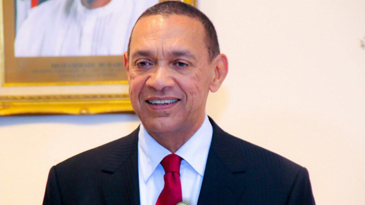 Senator Ben Murray-Bruce PHOTO: DIASPORA PR