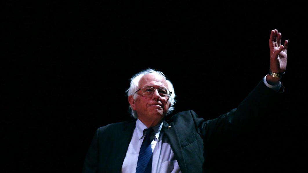 Democratic Presidential Candidate Bernie Sanders. / AFP PHOTO / KENA BETANCUR