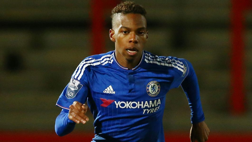 Charly Musonda. Matthew Lewis/Getty Images/AFP