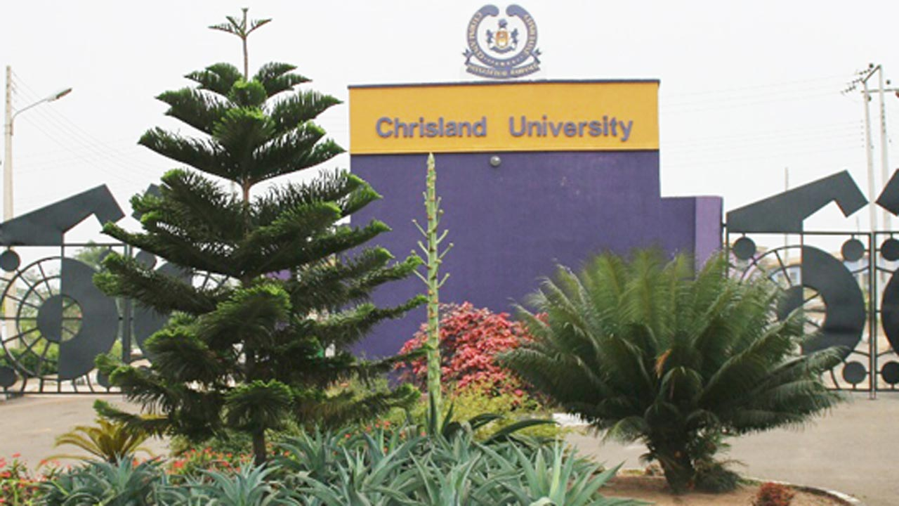 Chrisland University. Photo: Guardian Nigeria