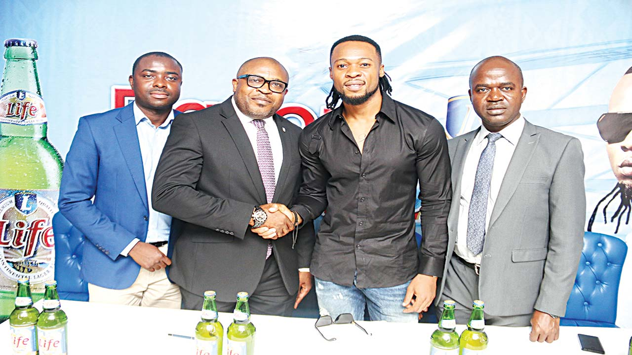 Another brand ambassadorial role for Flavour N'Abania | The
