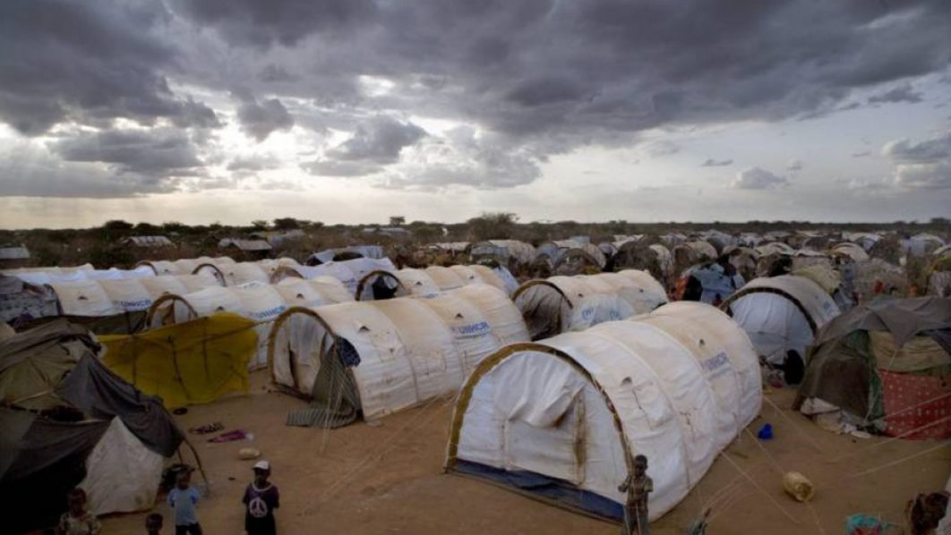 UNHCR set up its first camps in the Dadaab complex in 1991 to host 90,000 people. Today it is the world's largest refugee camp, home to 352,000 refugees at the end of 2014. UNHCR/Evelyn Hockstein