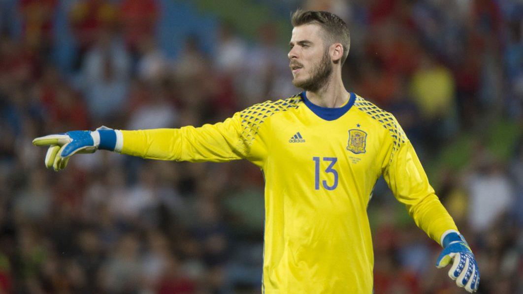 Spain's goalkeeper David deDavid De Gea / AFP PHOTO / CURTO DE LA TORRE