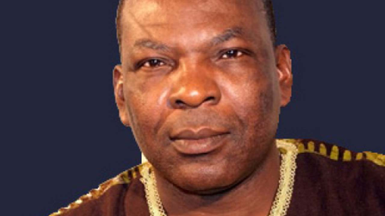 Executive Director, Environmental Rights Action/Friends of the Earth Nigeria, Dr. Godwin Uyi Ojo
