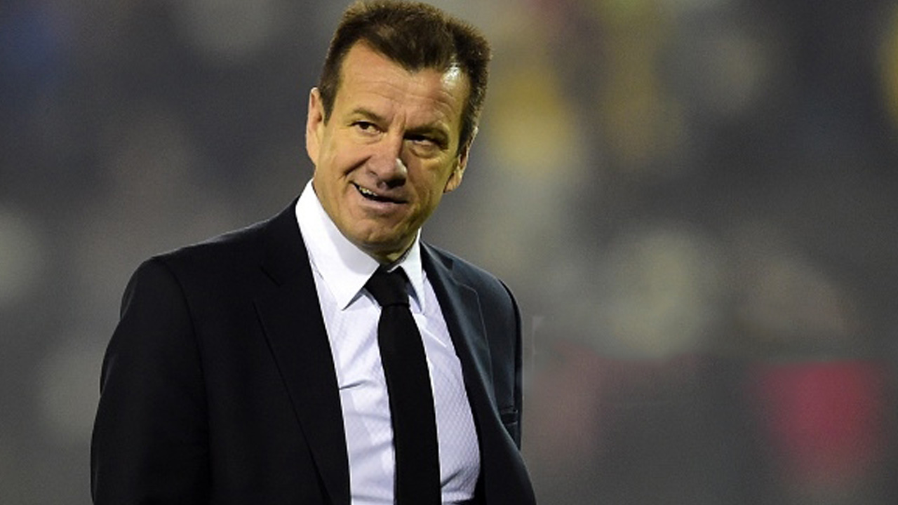 Dunga was sacked two days after Brazil crashed out of Copa America: PHOTO: AFP/ MARTIN BERNETTI