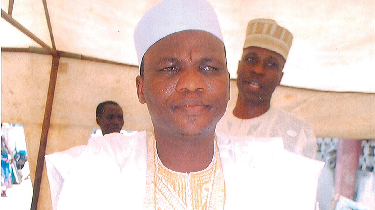 Ustaz Taofeek Yusuf Eniafe, Chief Imam of Anu Oluwapo, Orile, Oshodi, Lagos
