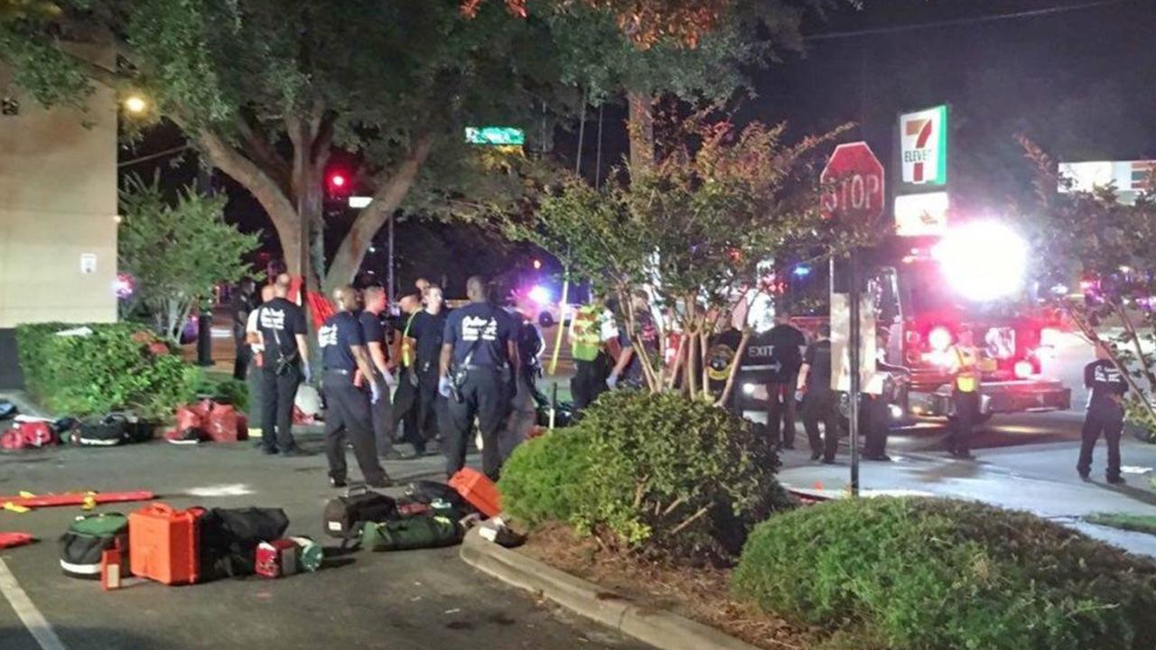 Scene at Pulse Nightclub in Orlando, Florida. PHOTO: www.telegraph.co.uk