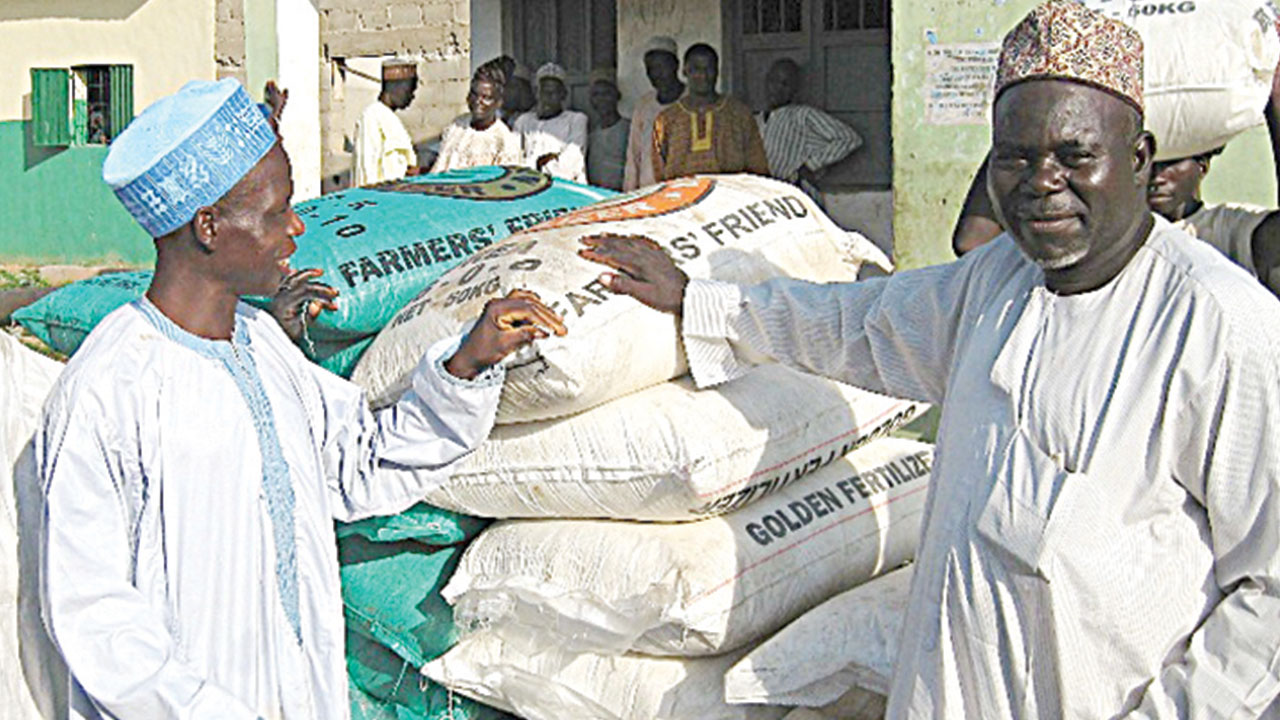 Accessibility of fertilizer for farmers remains a challenge