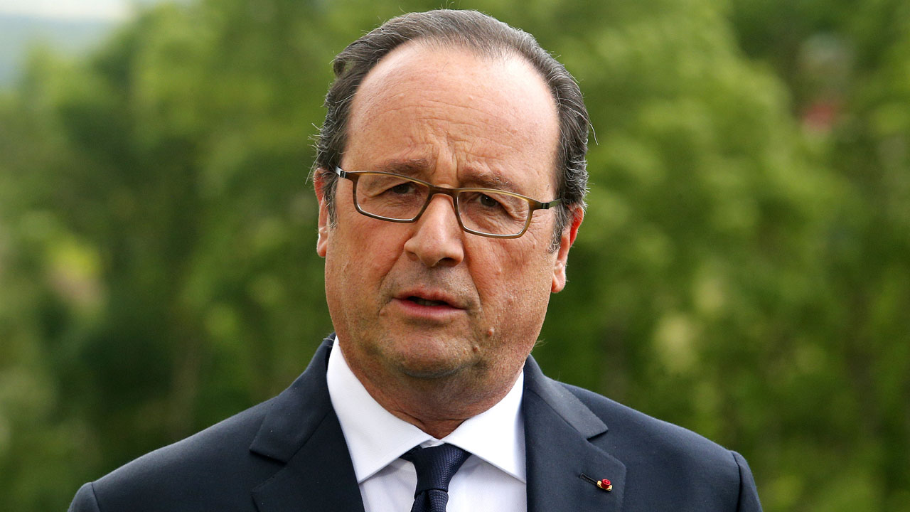 Francois Illas New Tradition: Hollande Says France Healing Around Euro 2016 Final