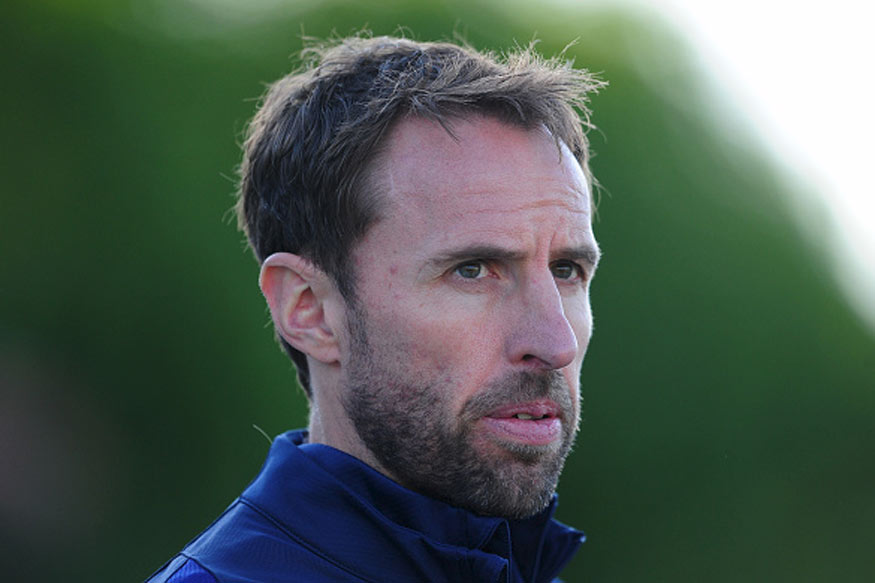 Gareth Southgate PHOTO:AFP/ Getty Images)