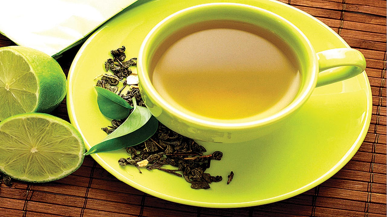 Green tea... PHOTO CREDIT: google.com/search