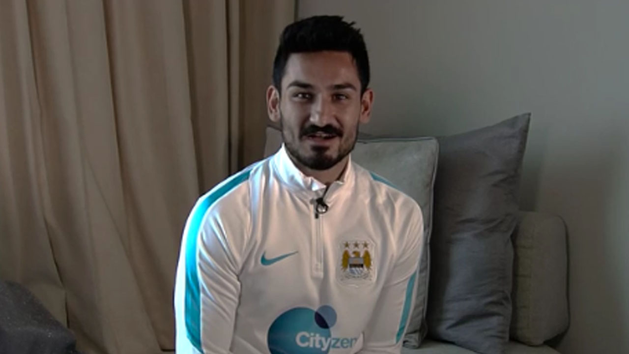 Gundogan moved from Borussia Dortmund on a four-year contract, City announced. PHOTO: TWITTER/MANCHESTER CITY