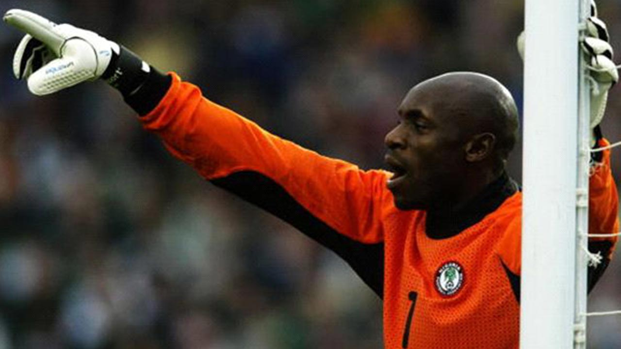 Former Super Eagles goalkeeper, Ike Shorunmu