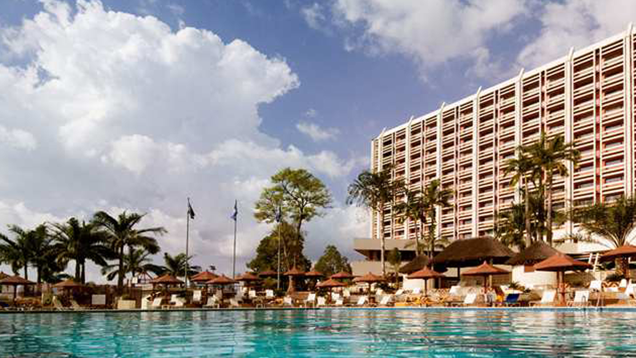 Explore west African crafts or laze by the pool at the Transcorp Hilton Abuja hotel, located in the heart of Nigeria's capital and 5 minutes' drive from government ministries. Spend evenings at one of 7 restaurants and bars or Dom Casino. De-stress in the health club or do business in one of 24 meeting rooms.