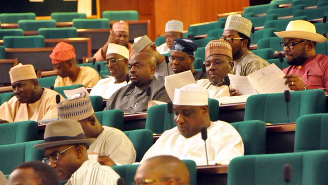 Members of the House of Representatives at a plenary. PHOTO: TWITTER/DOGARA
