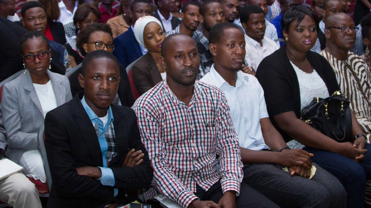 Some participants at TESS 2015 Summit