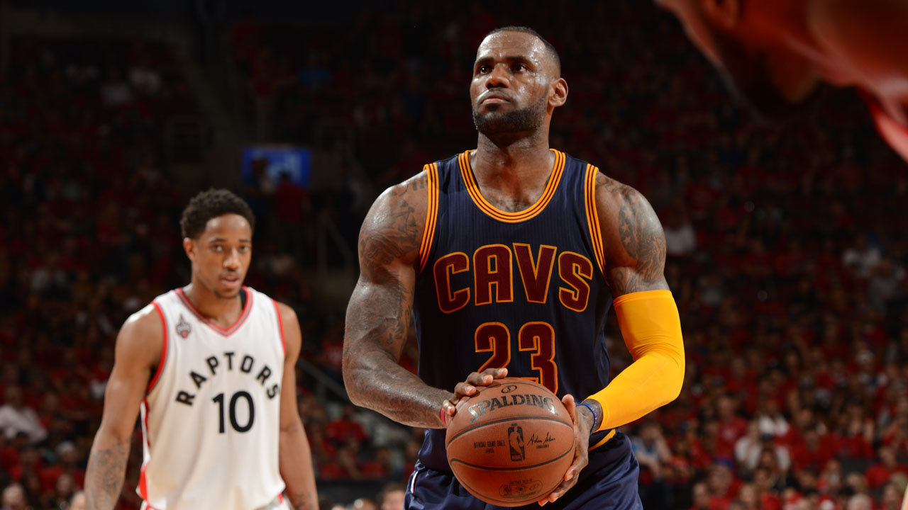 Healthy Help Could Bring Lebron Win In Finals Rematch