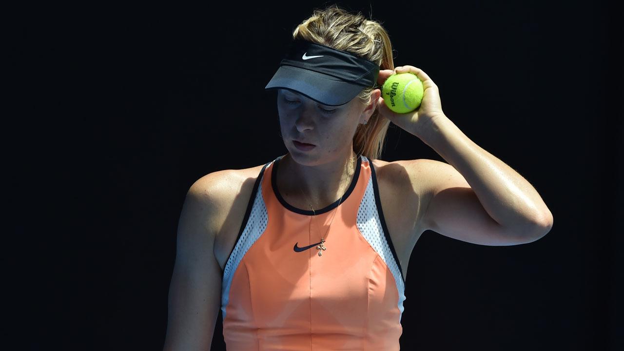 WTA chief: Maria Sharapova is