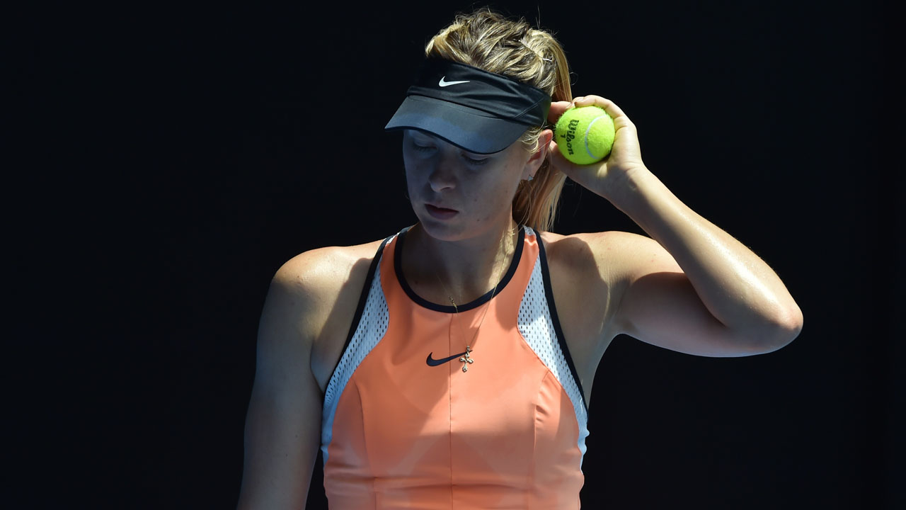 Sharapova set for competitive return on Tuesday