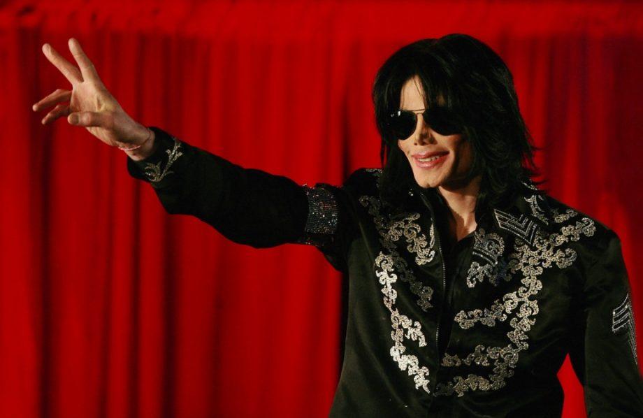 US popstar Michael Jackson. AFP PHOTO/Carl de Souza (Photo credit should read CARL DE SOUZA/AFP/Getty Images)