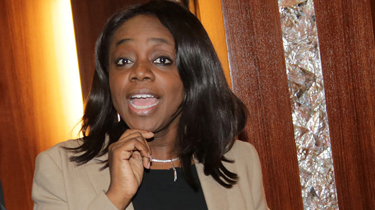 Minister for Finance, Kemi Adeosun PHOTO: SUNDAY AGHAEZE/STATE HOUSE