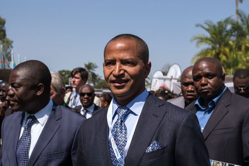 Moise Katumbi.(AFP Photo/Federico Scoppa)