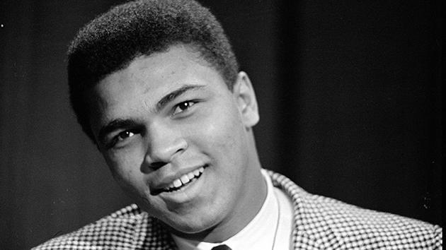 Muhammad Ali PHOTO:AFP