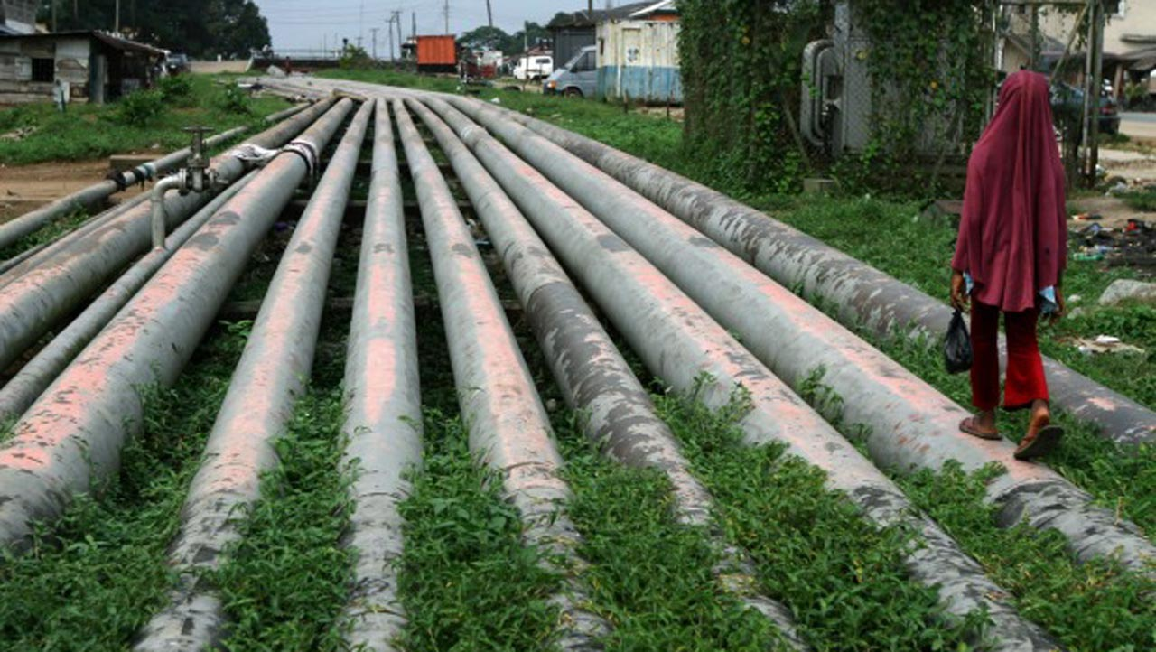 'Resource control will end crude oil theft, artisanal refining'