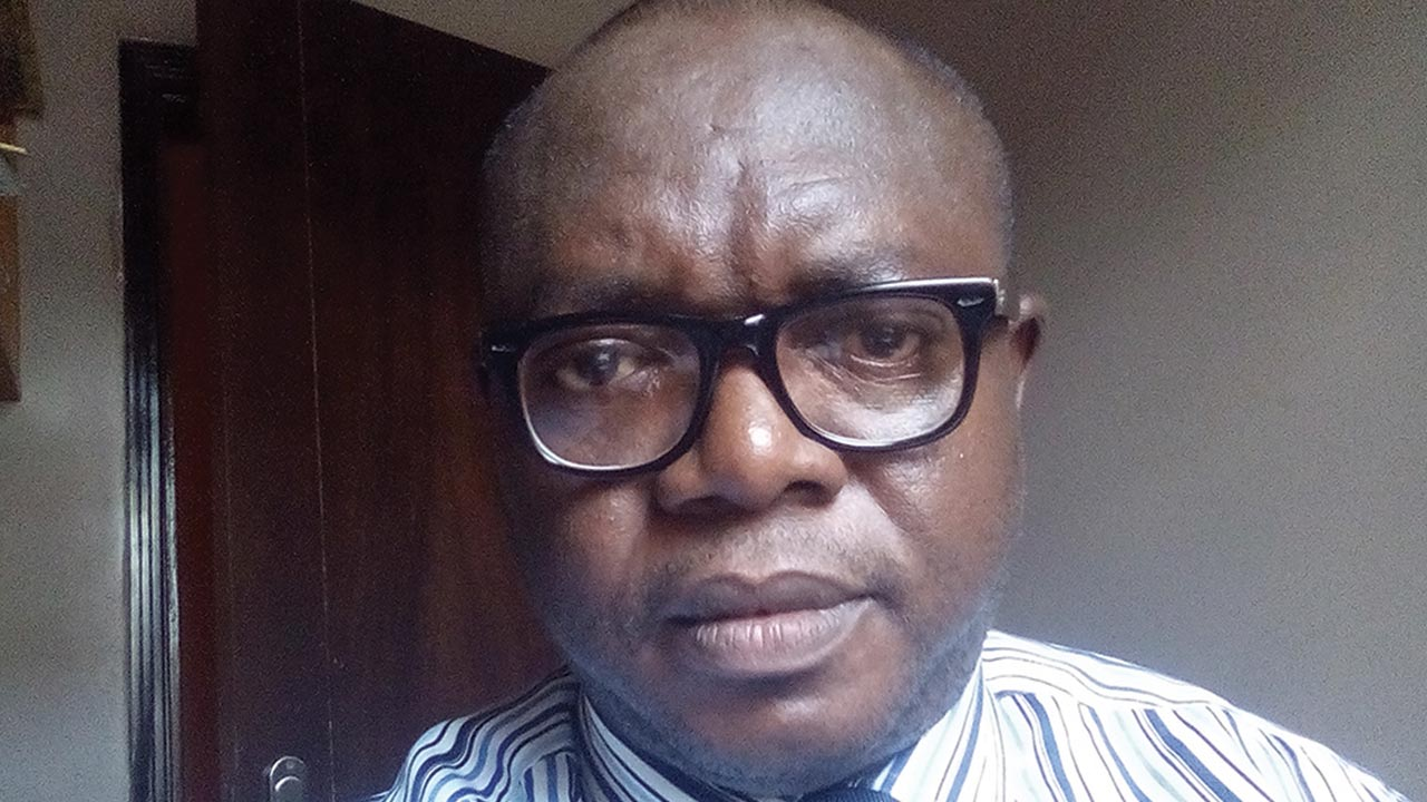 Former NBA Social Secretary, Enugu Branch, Ifeanyi Okumah