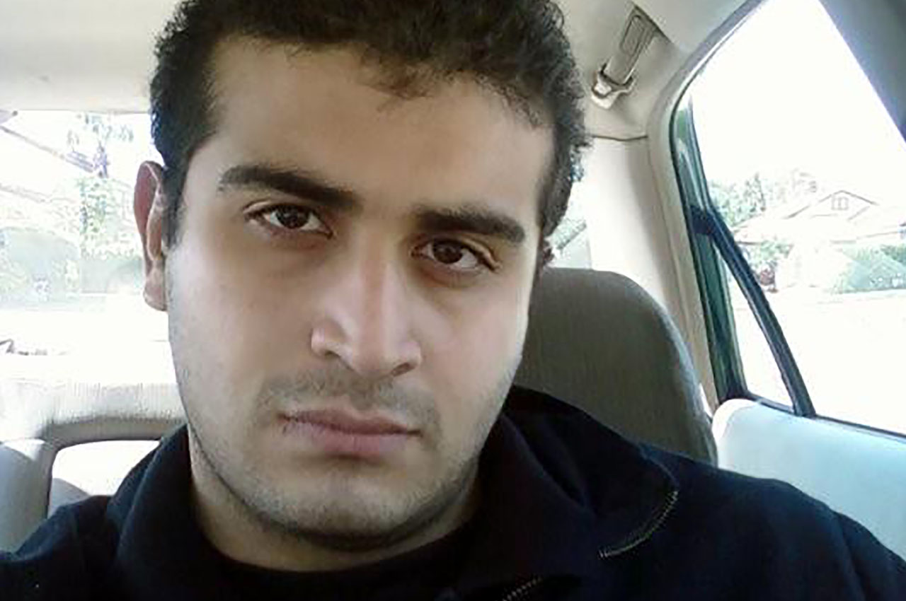 In this undated photo recived by AFP on June 12, 2016, shows Omar Mateen, 29, a US citizen of Afghani descent from Port St. Lucie, Florida, from his MYSPACE.COM page, who has been named as the gunman in the mass shootings at the Pulse nightclub in Orlando, Florida. Fifty people died and another 53 were injured early Sunday when a heavily-armed gunman opened fire and seized hostages at a gay nightclub in Orlando, Florida, police said, in the worst mass shooting in US history. / AFP PHOTO / myspace.com / Handout /