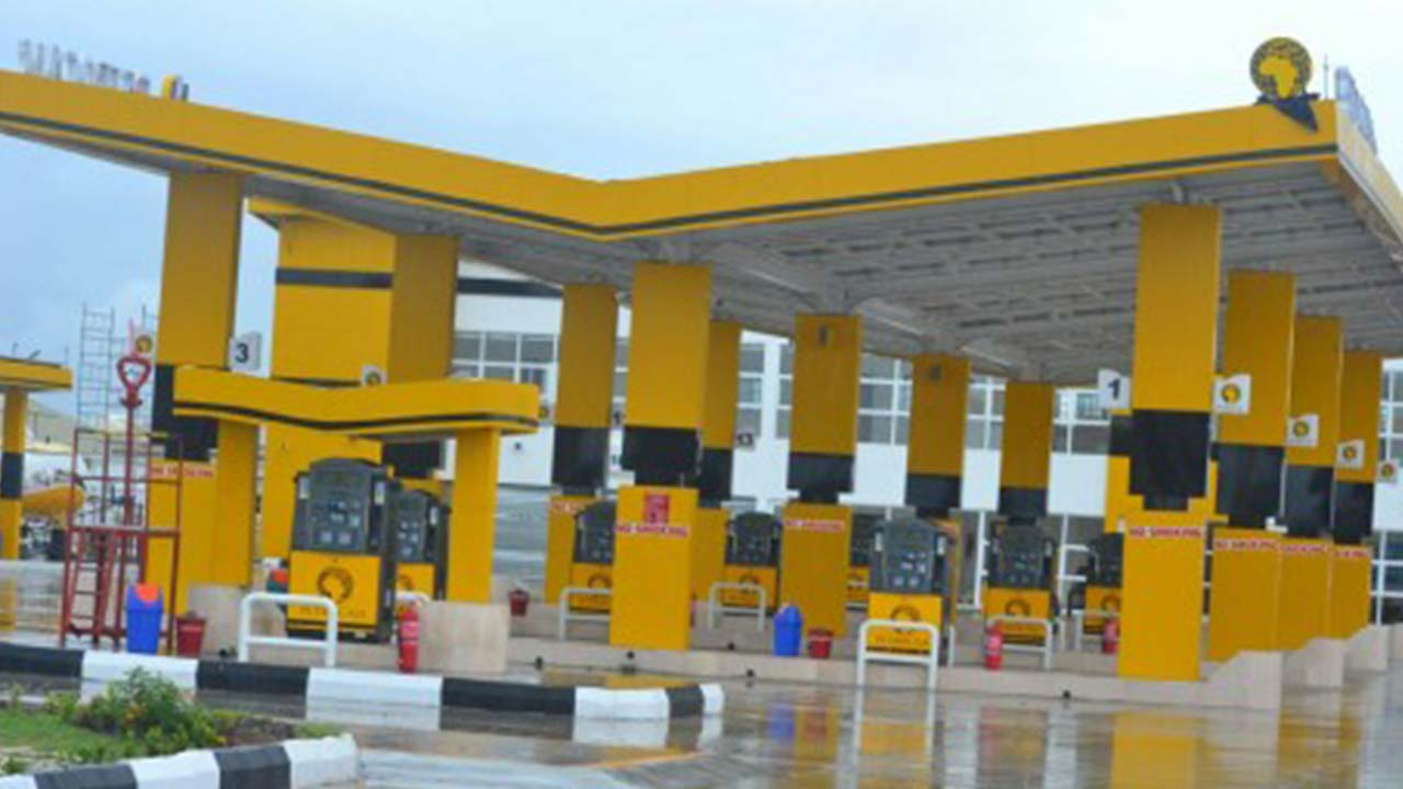 Petrocam opens solar powered mega filling station
