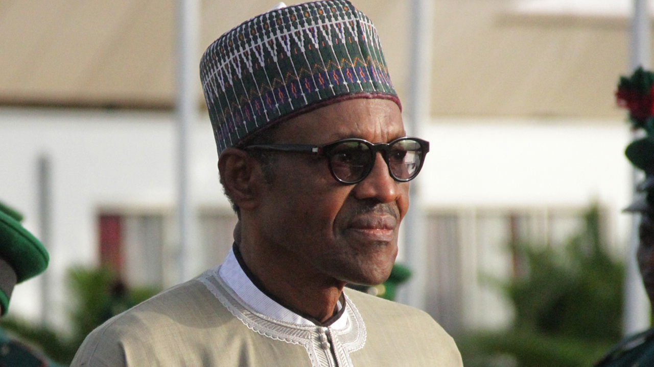 President Muhammadu Buhari  PHOTO: PHILIP OJISUA
