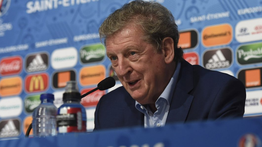 Roy Hodgson. / AFP PHOTO / UEFA / Handout /